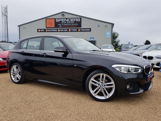 used BMW 118d M SPORT in norwich