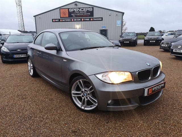 used BMW 120d M SPORT in norwich
