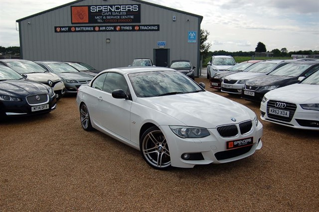used BMW 320d SPORT PLUS EDITION in norwich