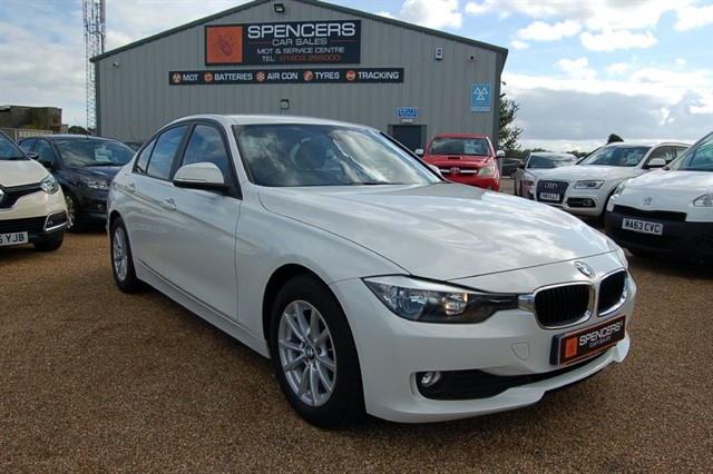 used BMW 320d EFFICIENTDYNAMICS BUSINESS in norwich