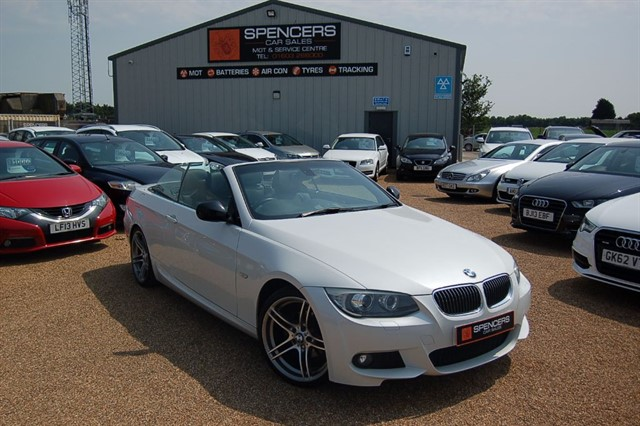 used BMW 320i SPORT PLUS EDITION in norwich
