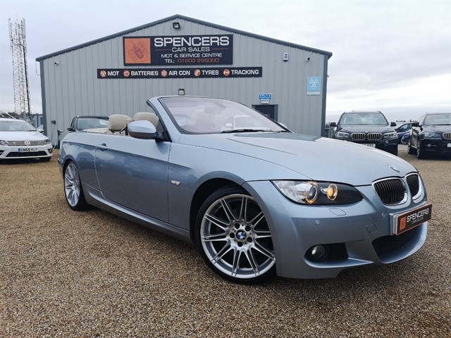 used BMW 325i M SPORT HIGHLINE in norwich