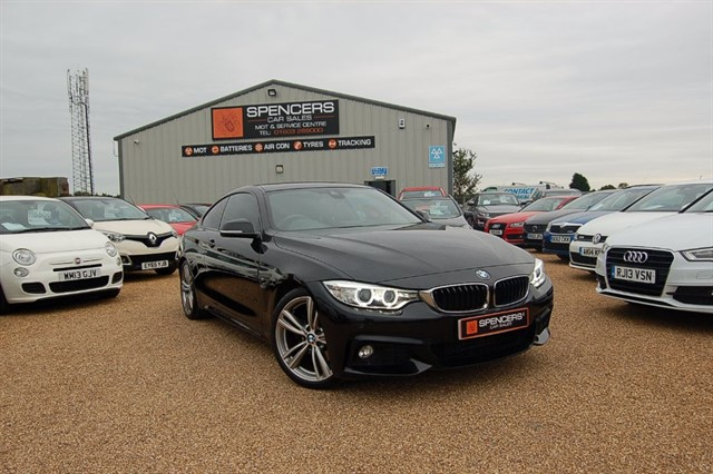 used BMW 425d M SPORT in norwich