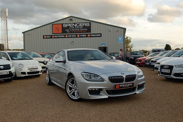used BMW 640d M SPORT in norwich