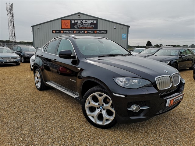 used BMW X6 XDRIVE35D in norwich