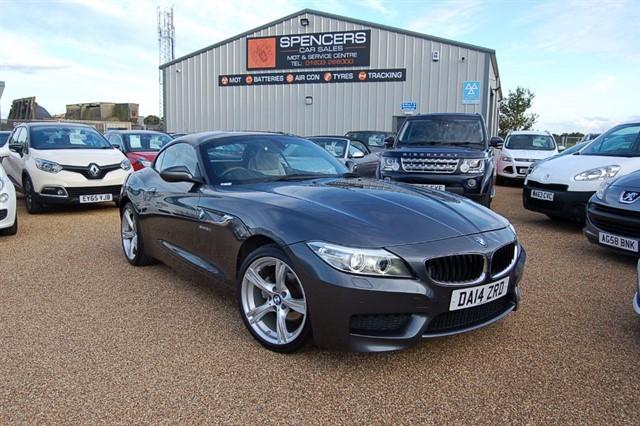 used BMW Z4 M SPORT in norwich