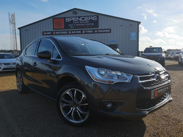 used Citroen DS4 HDI DSTYLE in norwich