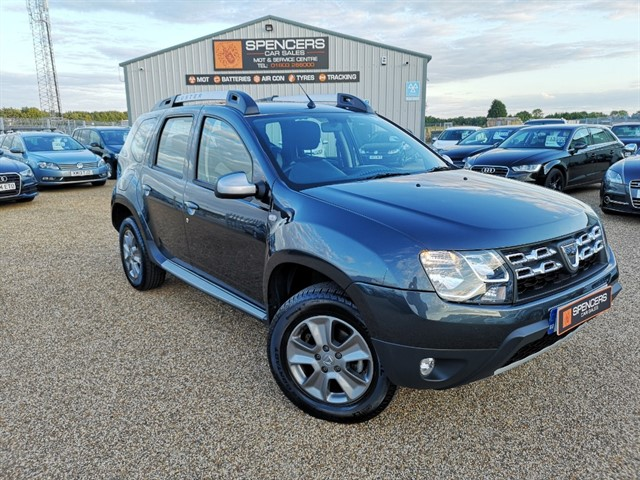 used Dacia Duster LAUREATE DCI in norwich