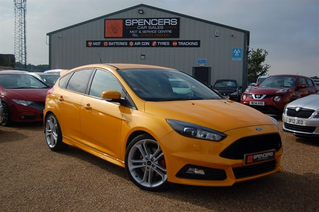 used Ford Focus ST-3 TDCI in norwich