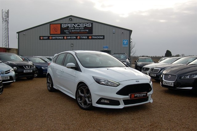 used Ford Focus ST-2 TDCI in norwich