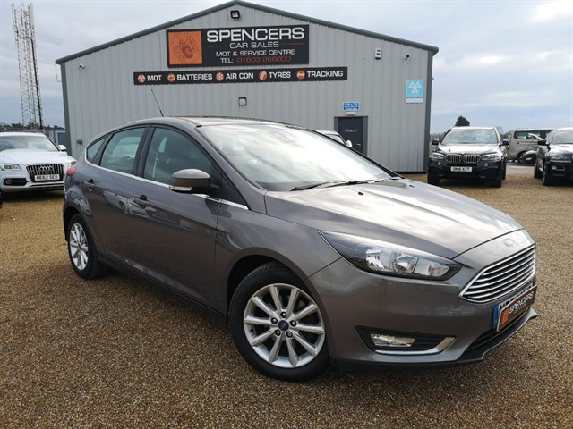 used Ford Focus TITANIUM TDCI in norwich