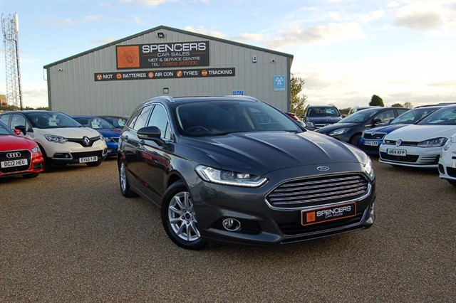 used Ford Mondeo TITANIUM ECONETIC TDCI in norwich