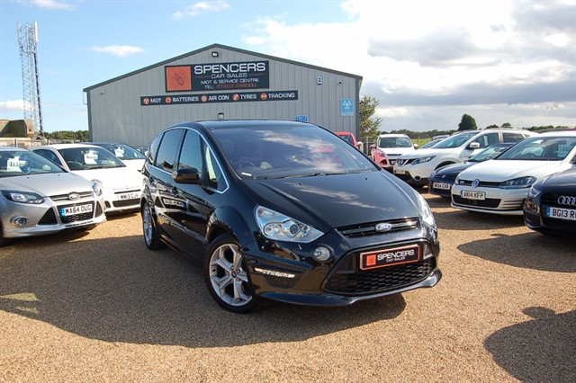 used Ford S-Max TITANIUM X SPORT TDCI in norwich