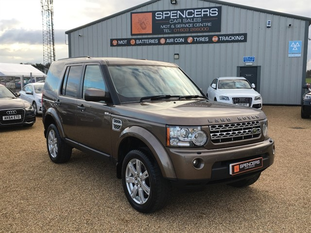 used Land Rover Discovery TDV6 XS in norwich