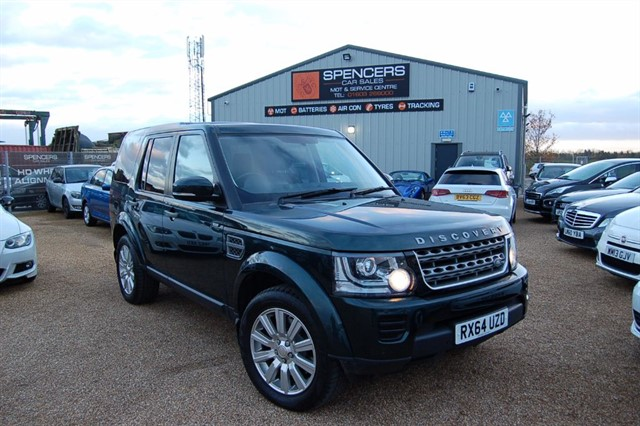 used Land Rover Discovery SDV6 GS in norwich