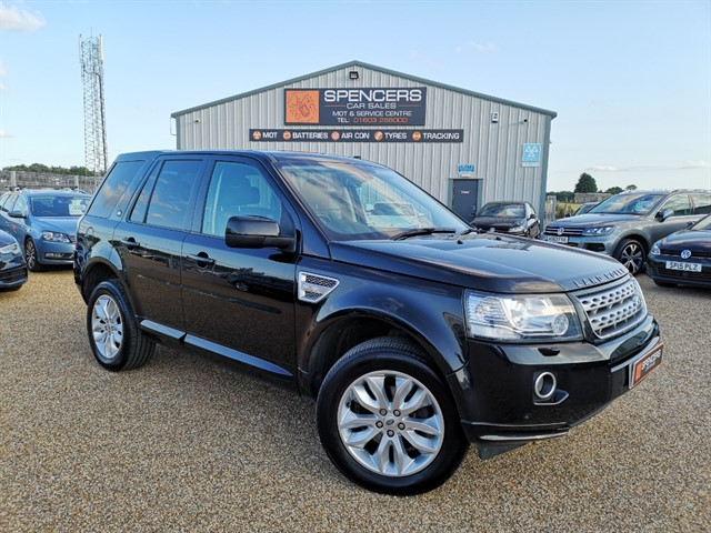 used Land Rover Freelander SD4 HSE in norwich