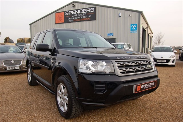 used Land Rover Freelander SD4 GS in norwich
