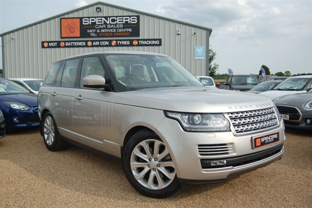 used Land Rover Range Rover TDV6 VOGUE in norwich