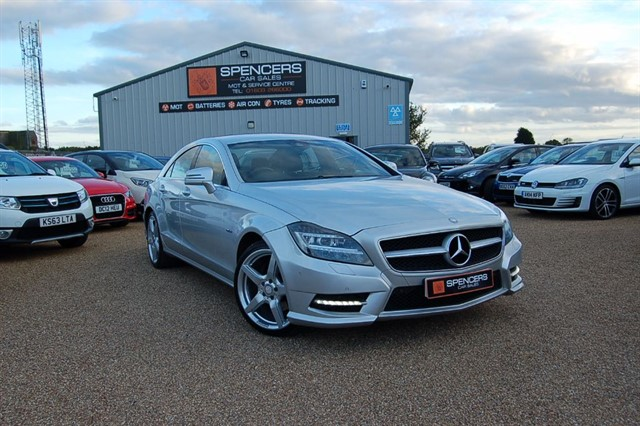 used Mercedes CLS CLS350 CDI SPORT AMG in norwich