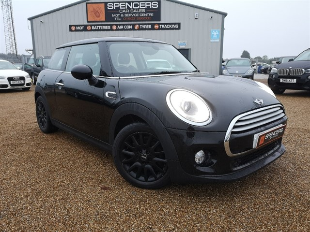 used MINI Cooper COOPER in norwich