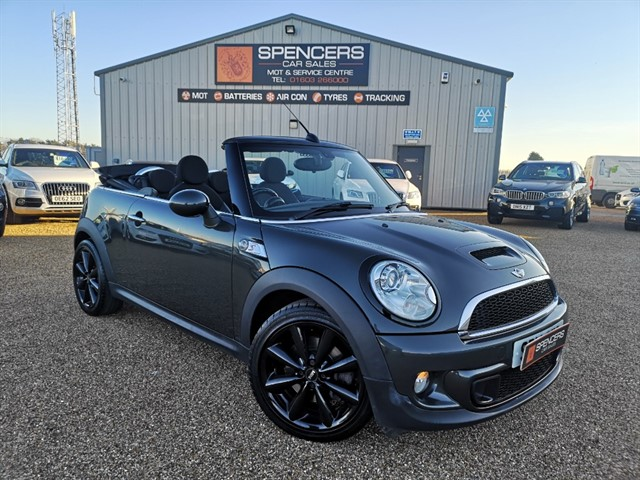 used MINI Cooper S COOPER S in norwich