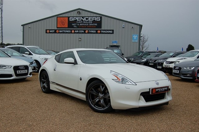 used Nissan 370Z V6 GT EDITION in norwich