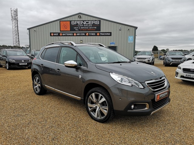 used Peugeot 2008 E-HDI S/S CROSSWAY in norwich