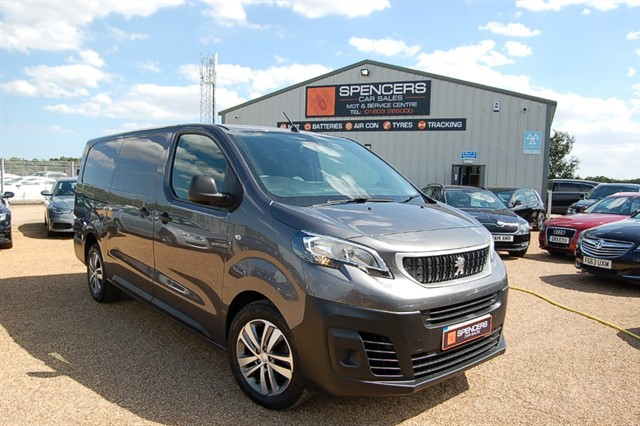 used Peugeot Expert BLUE HDI PROFESSIONAL LONG in norwich