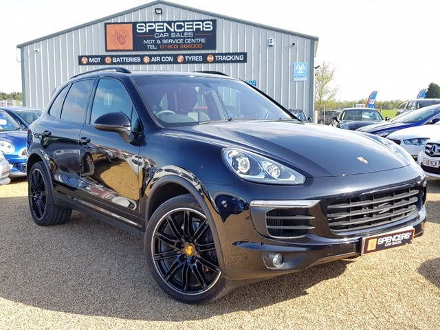 used Porsche Cayenne D V6 TIPTRONIC S in norwich