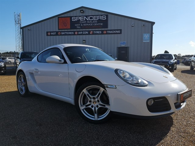 used Porsche Cayman 24V in norwich