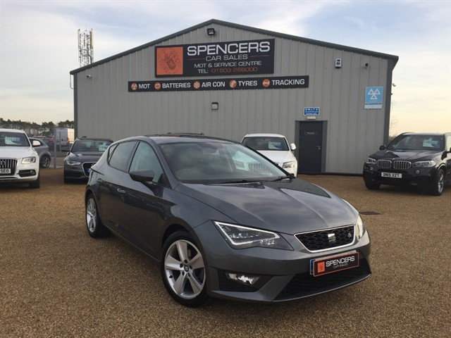 used SEAT Leon TSI FR TECHNOLOGY in norwich
