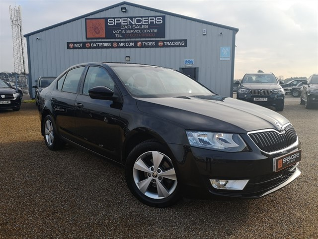 used Skoda Octavia SE L TDI in norwich