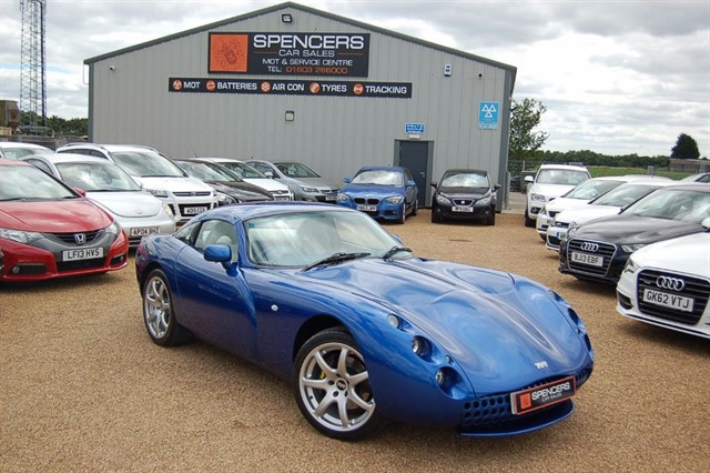 used TVR Tuscan 3.6 in norwich