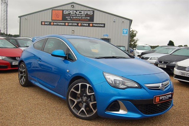 used Vauxhall Astra VXR in norwich