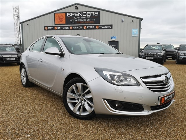 used Vauxhall Insignia ELITE NAV CDTI in norwich