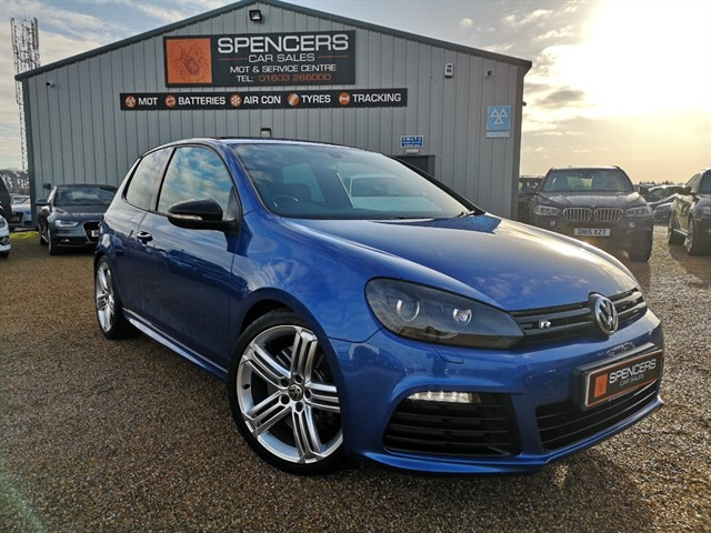 used VW Golf R in norwich