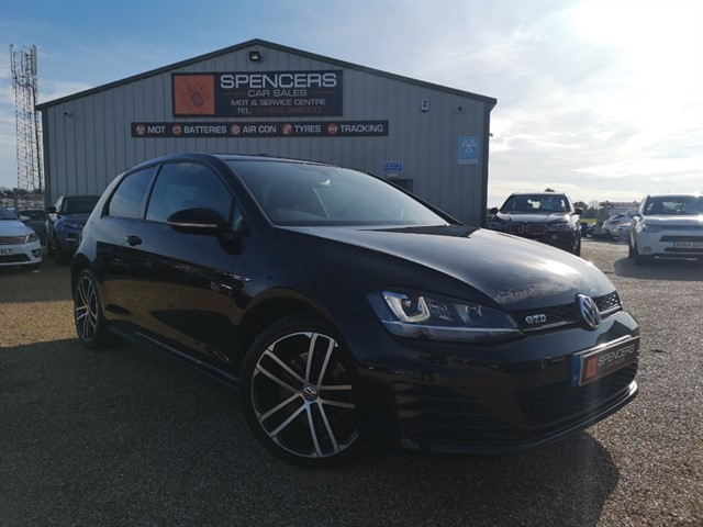 used VW Golf GTD in norwich