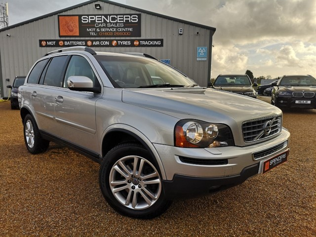 used Volvo XC90 D5 SE AWD in norwich