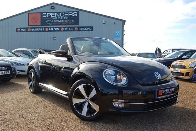 used VW Beetle SPORT TSI in norwich