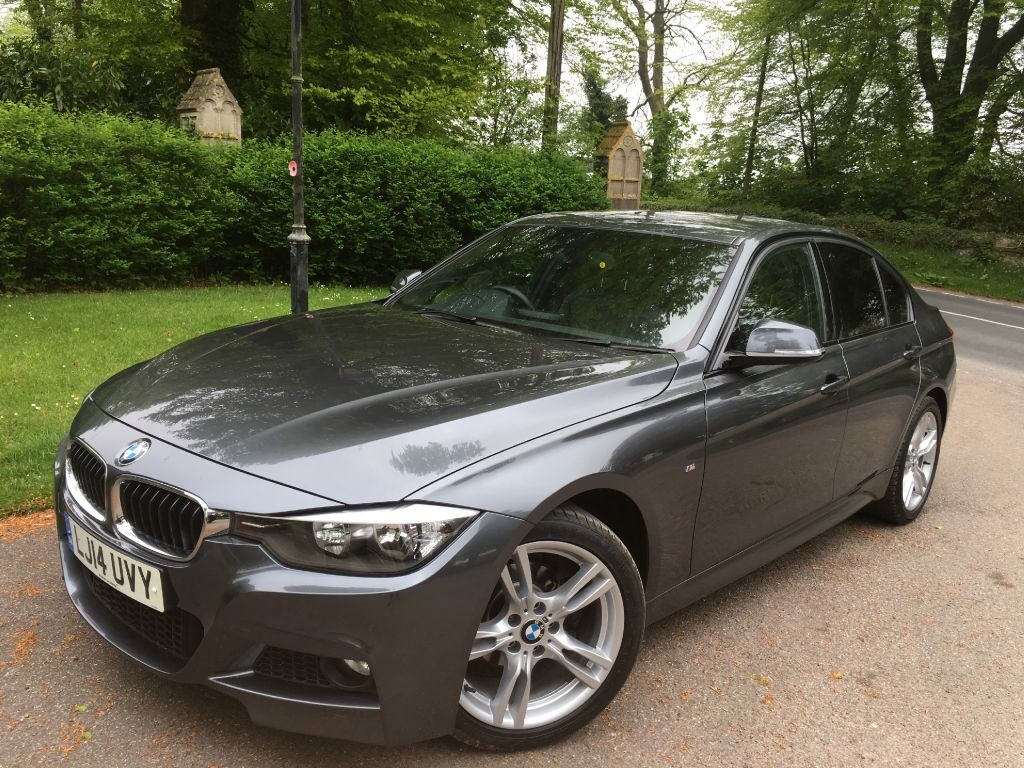 used mineral grey bmw 318d for sale dorset. Black Bedroom Furniture Sets. Home Design Ideas