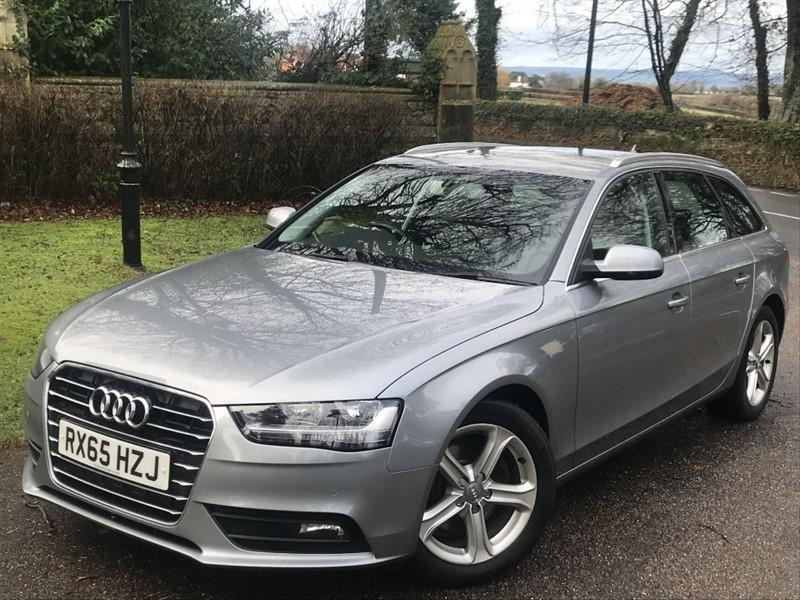 used Audi A4 Avant TDI ULTRA SE TECHNIK in lyme-regis-dorset