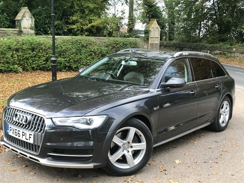 used Audi A6 allroad TDI QUATTRO in lyme-regis-dorset
