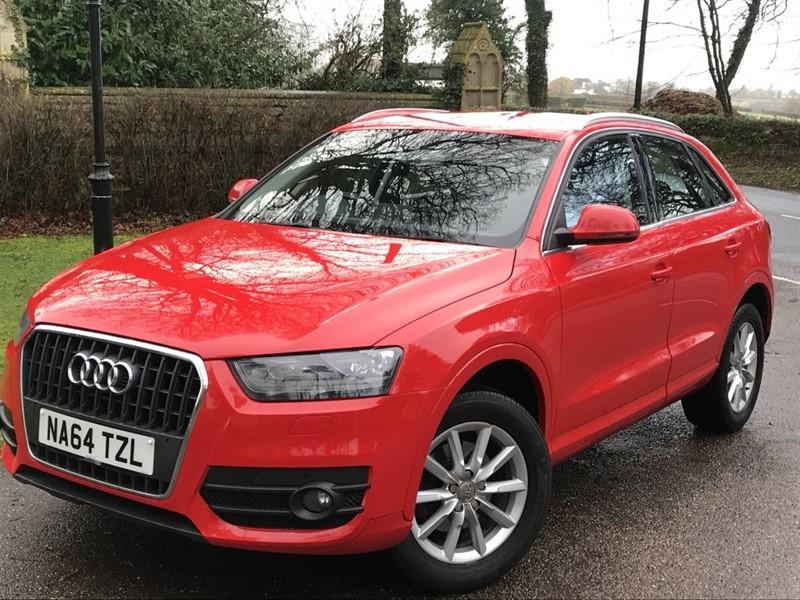 used Audi Q3 TFSI SE in lyme-regis-dorset
