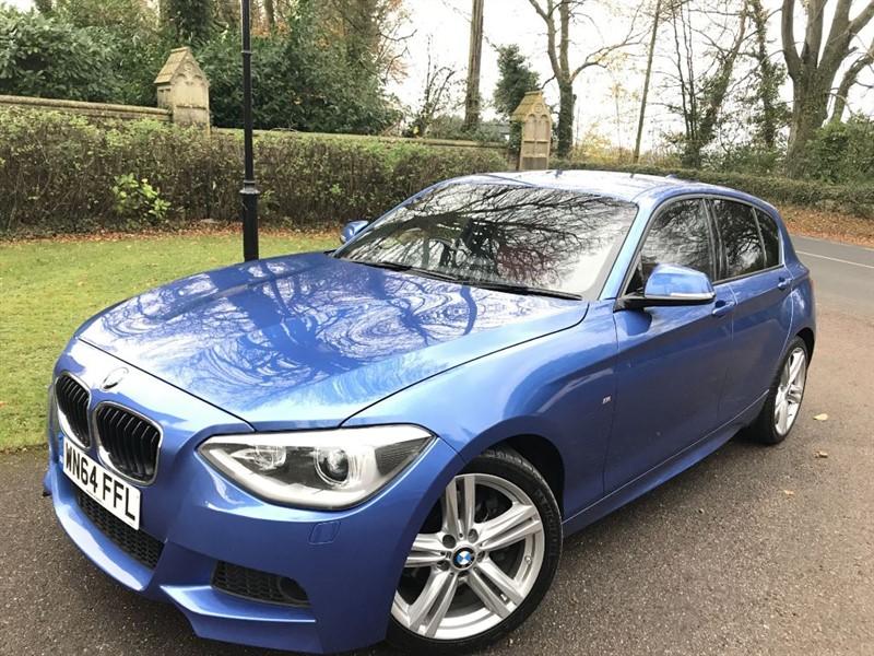 used BMW 125i M SPORT in lyme-regis-dorset