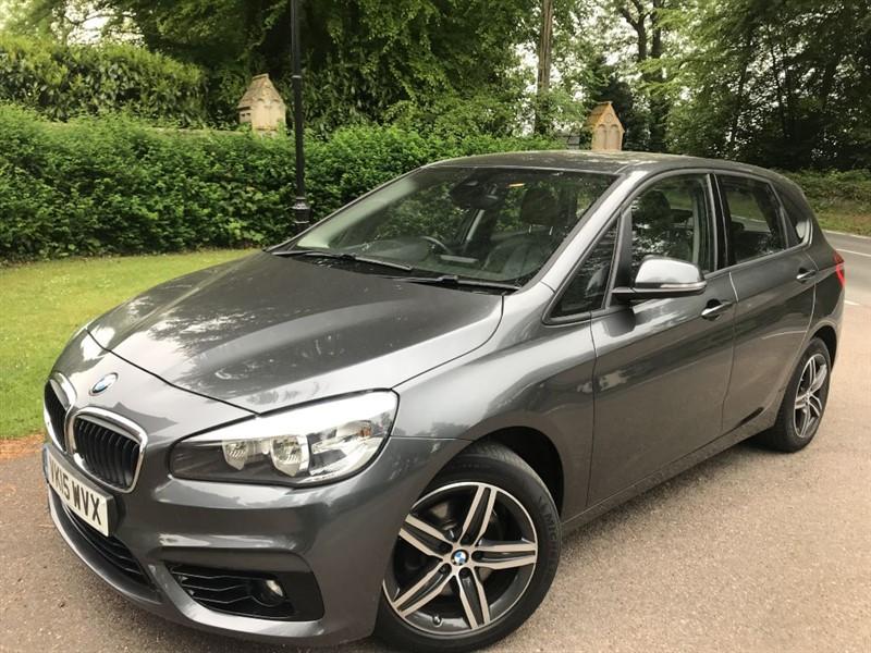 used BMW 218i SPORT ACTIVE TOURER in lyme-regis-dorset