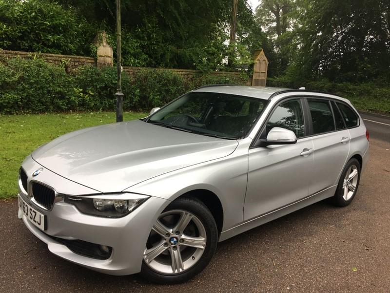 used BMW 320d SE TOURING in lyme-regis-dorset