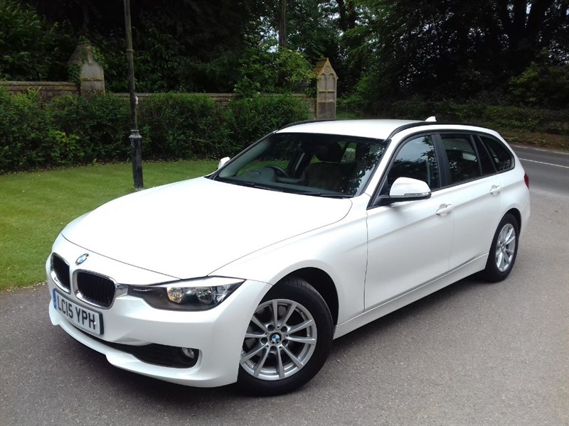 used BMW 320d EFFICIENTDYNAMICS BUSINESS TOURING in lyme-regis-dorset