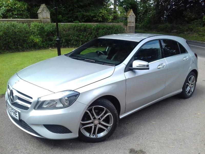 used Mercedes A180 CDI BLUEEFFICIENCY SPORT in lyme-regis-dorset