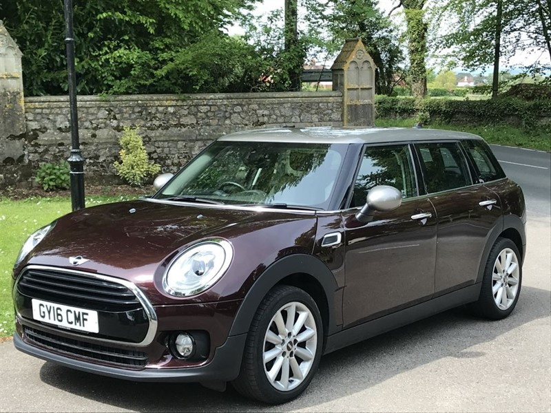 used MINI Clubman COOPER in lyme-regis-dorset