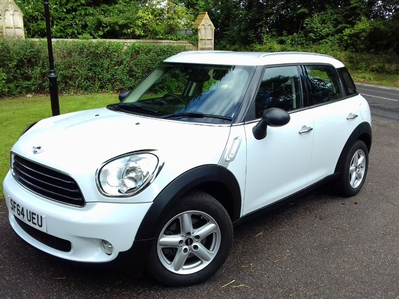 used MINI Countryman ONE D in lyme-regis-dorset